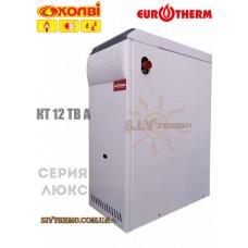 Газовый котел КОЛВИ 12 TB A ЛЮКС двухконтурный Eurotherm Technology