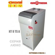Газовый котел КОЛВИ 8 TS A ЛЮКС одноконтурный Eurotherm Technology