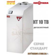 Газовый котел КОЛВИ 10 TВ B двухконтурный Eurotherm Technology