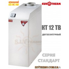 Газовый котел КОЛВИ 12 TВ B двухконтурный Eurotherm Technology