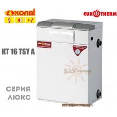 Газовий парапетний котел Eurotherm Tehnology 16 TSY А ЛЮКС (КОЛВІ)