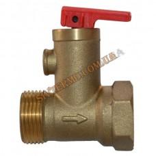 Клапан предохранительный 3/4 MS 0034 Atl для водонагревателя