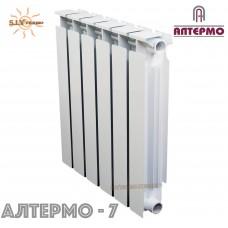 Радіатор біметалічний Алтермо 7 (500x96) Україна, Полтава