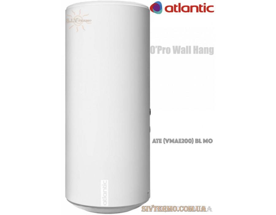 ООО «Укратлантик»  002849  Водонагрівач Atlantic O'Pro Wall Hang 200 литров  Интернет - Магазин SIVTERMO.COM.UA все права защищены. Использование материалов сайта возможно только со ссылкой на источник.    Atlantic