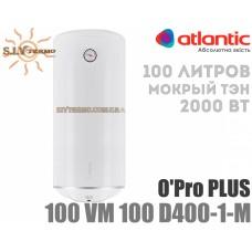 Водонагреватель Atlantic O'pro Plus 100 VM 100 D400-1-M 2000 W