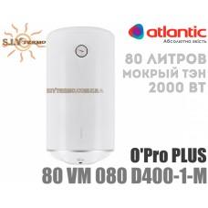Водонагреватель Atlantic O'pro Plus 80 VM 080 D400-1-M 2000 W