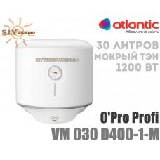 Водонагреватель Atlantic O'pro Profi VM 030 D400-1-M
