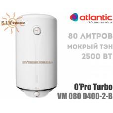 Водонагреватель Atlantic O'PRO Turbo VM 080 D400-2-B