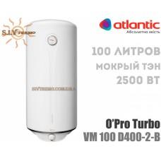 Водонагреватель Atlantic O'PRO Turbo VM 100 D400-2-B