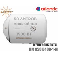 Водонагреватель Atlantic O'PRO Horizontal HM 050 D400-1-M