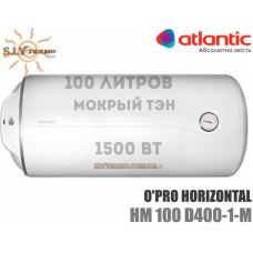 Водонагреватель Atlantic O'PRO Horizontal HM100 D400-1-M