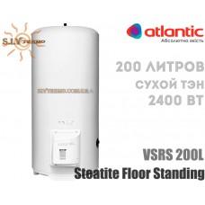 Водонагрівач Atlantic Steatite Floor Standing VSRS 200L підлоговий