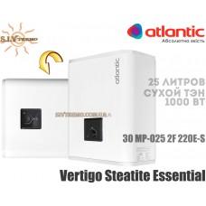 Водонагреватель Atlantic Vertigo Steatite Essential 30 MP-025 2F 220E-S