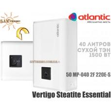 Водонагреватель Atlantic Vertigo Steatite Essential 50 MP-040 2F 220E-S