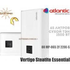Водонагреватель Atlantic Vertigo Steatite Essential 80 MP-065 2F 220E-S