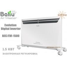 Конвектор электрический Ballu BEC EVI-1500 (1,5 кВт) электронный