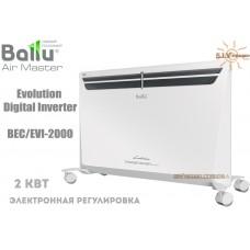 Конвектор электрический Ballu BEC EVI-2000 (2 кВт) электронный