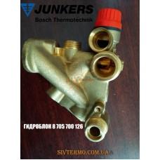 З'єднувальний фланець 8 705 700 126 Junkers для газових котлів