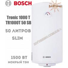 Водонагреватель Bosch Tronic 1000 T TR1000T 50 SB SLIM