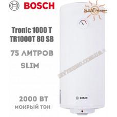 Водонагреватель Bosch Tronic 1000 T TR1000T 80 SB SLIM