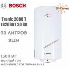 Водонагреватель Bosch Tronic 2000 Т TR2000T 30 SB Slim