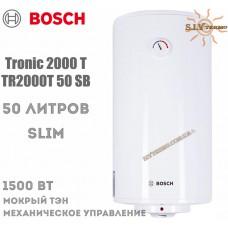 Водонагреватель Bosch Tronic 2000 Т TR2000T 50 SB Slim