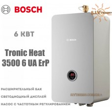 Котел Bosch Tronic Heat 3500 6 UA ErP электрический 6 кВт