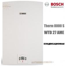 Газовая колонка BOSCH Therm 8000 S WTD 27 AME (конденсационная)