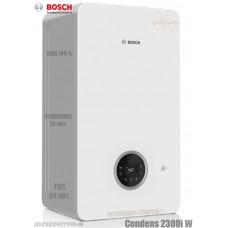 Газовый котел Bosch Condens 2300i W GC2300iW 24/30 C23 конденсационный