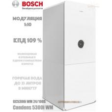 Газовый конденсационный котел Bosch Condens 5300i WM GC5300i WM 24/100S