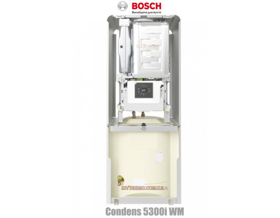 Bosch  213715  Газовий конденсаційний котел Bosch Condens 5300i WM GC5300i WM 24/100S  Интернет - Магазин SIVTERMO.COM.UA все права защищены. Использование материалов сайта возможно только со ссылкой на источник.    Bosch