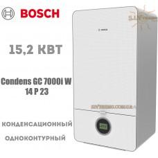 Газовый котел Bosch Condens GC 7000i W 14 P 23 конденсационный