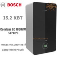 Газовый котел Bosch Condens GC 7000i W 14 PB 23 конденсационный