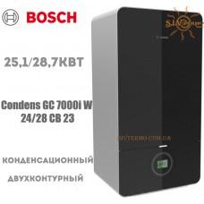 Газовый котел Bosch Condens GC 7000i W 24/28 CB 23 конденсационный