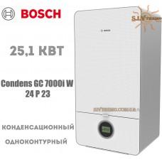 Газовый котел Bosch Condens GC 7000i W 24 P 23 конденсационный