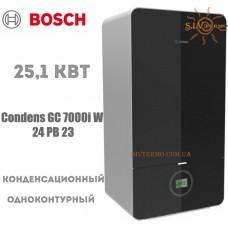 Газовый котел Bosch Condens GC 7000i W 24 PB 23 конденсационный