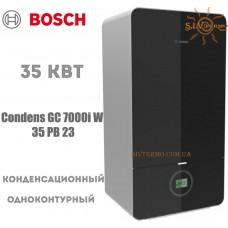 Газовый котел Bosch Condens GC 7000i W 35 PB 23 конденсационный