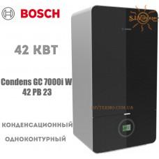 Газовый котел Bosch Condens GC 7000i W 42 PB 23 конденсационный