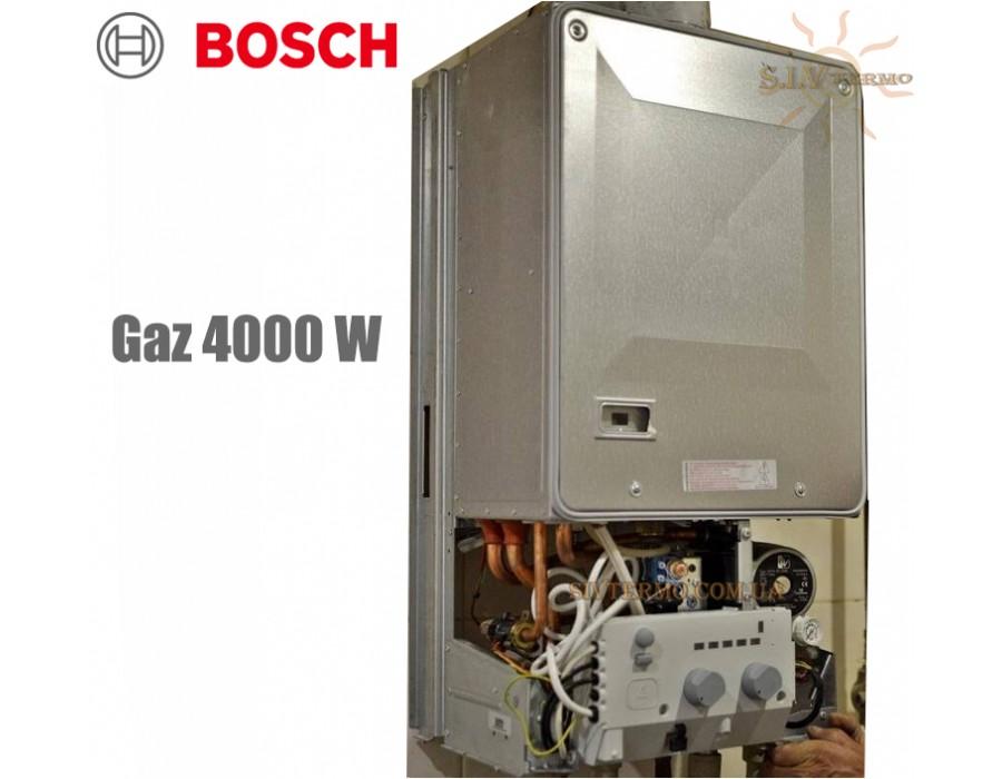 Bosch  000602  Газовый котел Bosch GAZ 4000 W ZWA 24-2 А двухконтурный, турбированный  Интернет - Магазин SIVTERMO.COM.UA все права защищены. Использование материалов сайта возможно только со ссылкой на источник.    Bosch