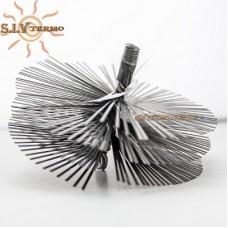 Щітка 175 мм з плоского дроту для чищення димоходу