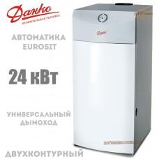 Газовый котел Данко 24 В Sit дымоходный