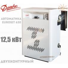 Газовый парапетный котел Данко 12,5 В Sit