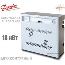 Газовый парапетний котел Данко 18 В Sit