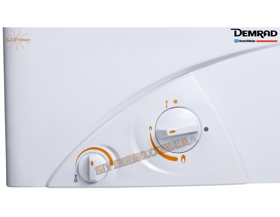 DemirDokum  000388  Колонка Demrad C 275 S  Интернет - Магазин SIVTERMO.COM.UA все права защищены. Использование материалов сайта возможно только со ссылкой на источник.    Димохідні газові колонки