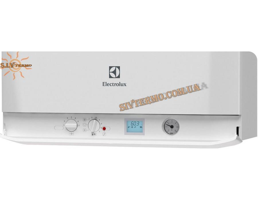Electrolux  003248  Газовый котел Electrolux GCB Magnum 28Fi турбо  Интернет - Магазин SIVTERMO.COM.UA все права защищены. Использование материалов сайта возможно только со ссылкой на источник.    Electrolux