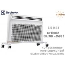 Конвектор электрический Electrolux EIH/AG2-1500 E (1,5 кВт) электронный