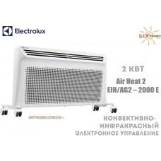 Конвектор электрический Electrolux EIH/AG2-2000 E (2 кВт) электронный