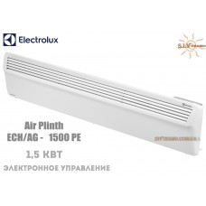 Конвектор электрический Electrolux ECH/AG-1500 PE (1,5 кВт) электронный