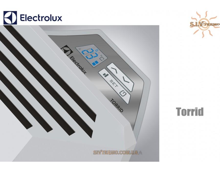 Electrolux  004344  Конвектор электрический Electrolux ECH/T - 1000 Е (1 кВт) электронный  Интернет - Магазин SIVTERMO.COM.UA все права защищены. Использование материалов сайта возможно только со ссылкой на источник.    Electrolux