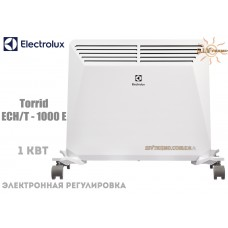 Конвектор электрический Electrolux ECH/T - 1000 Е (1 кВт) электронный